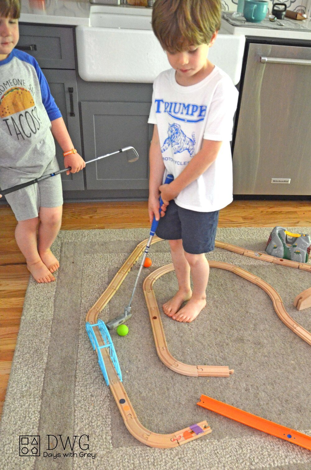 Creative Activities for Indoor Play