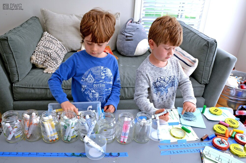 How to Recycle Markers into Watercolors