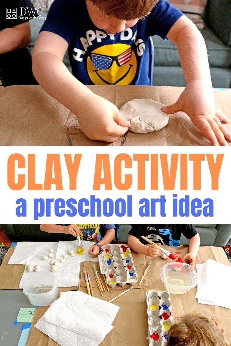 clay activity