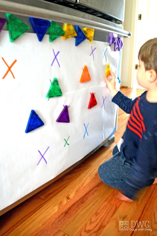 toddler math activity