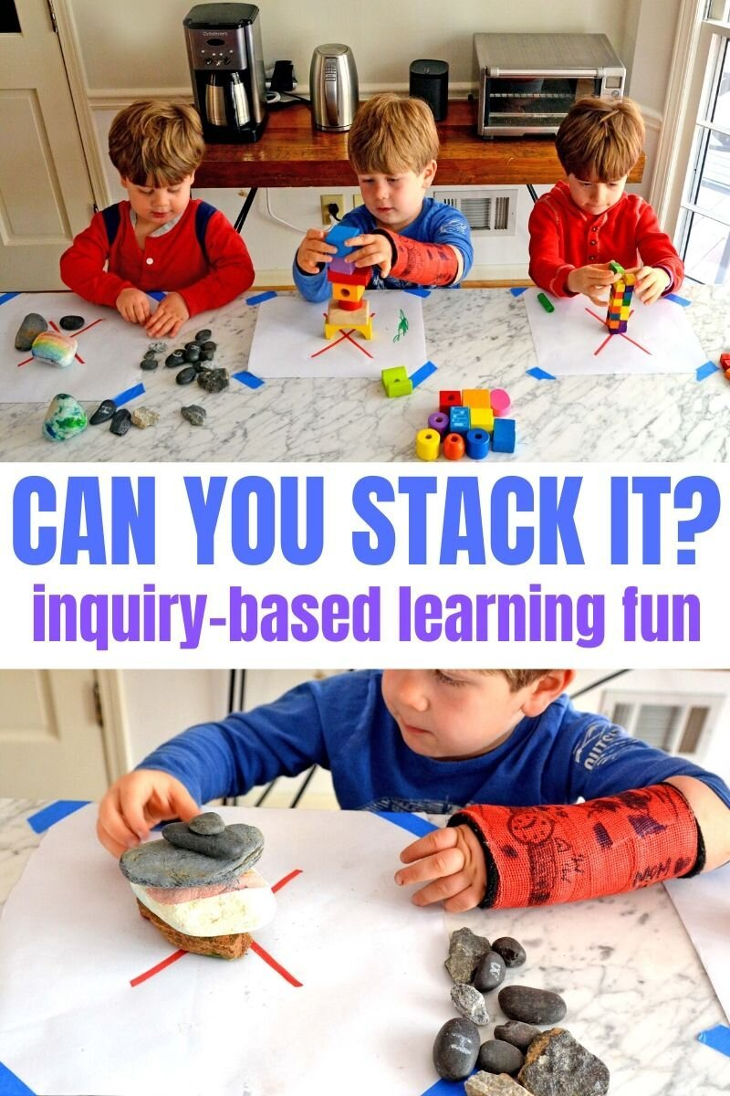 inquiry based learning examples
