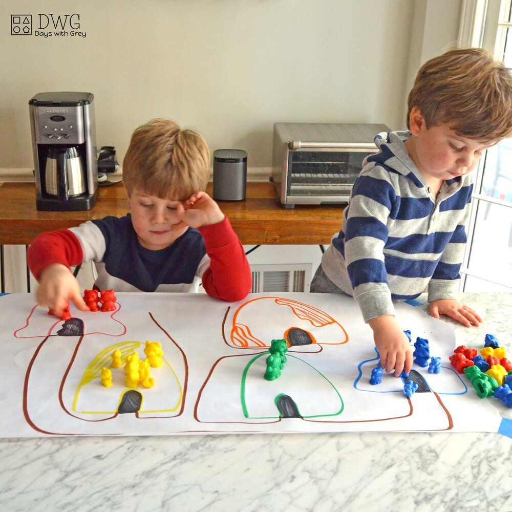 easy math activity for toddlers