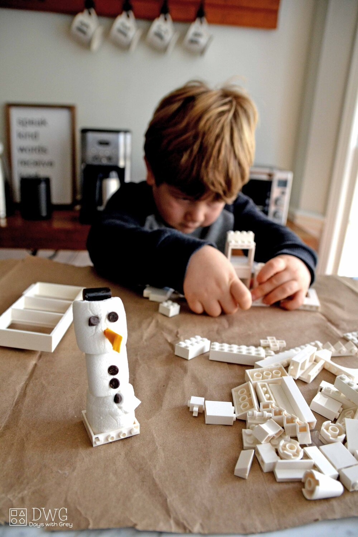 snowman ideas for kids