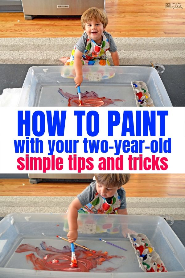 art supplies for toddlers
