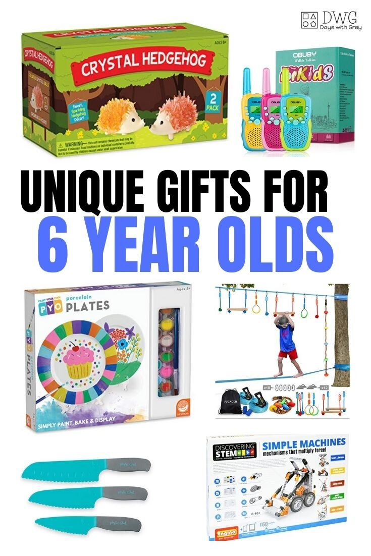 best toys for six year olds
