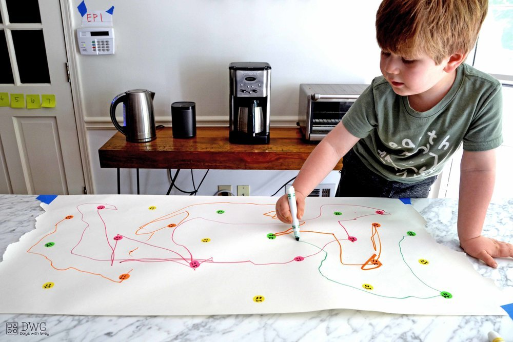 pencil grip activity for toddlers