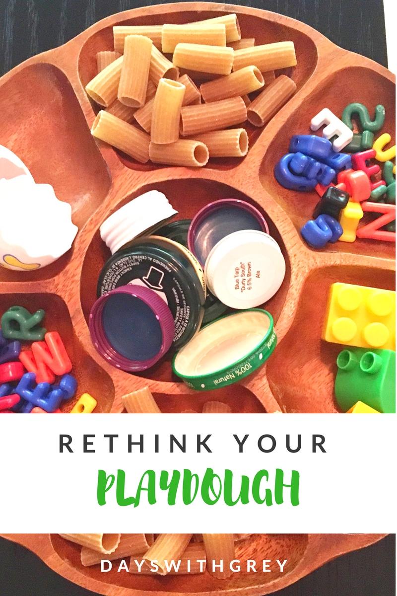 preschool playdough