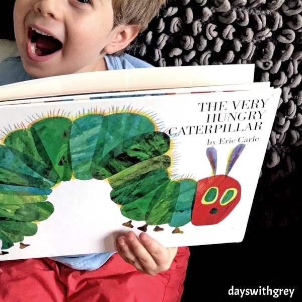 spring book list for preschoolers