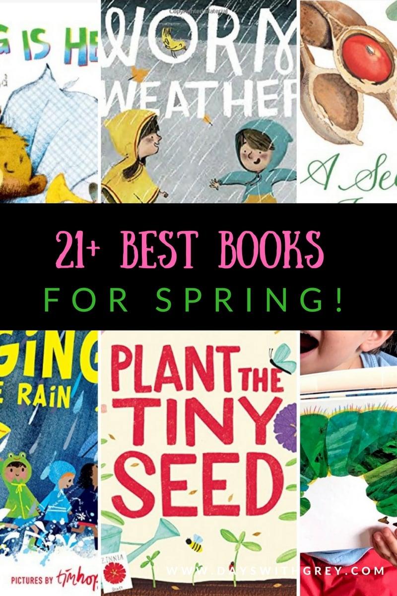 best books for spring
