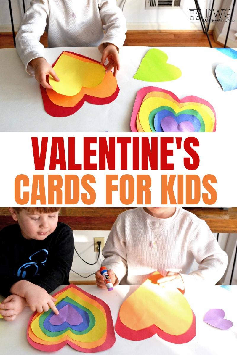 valentine activities for preschoolers