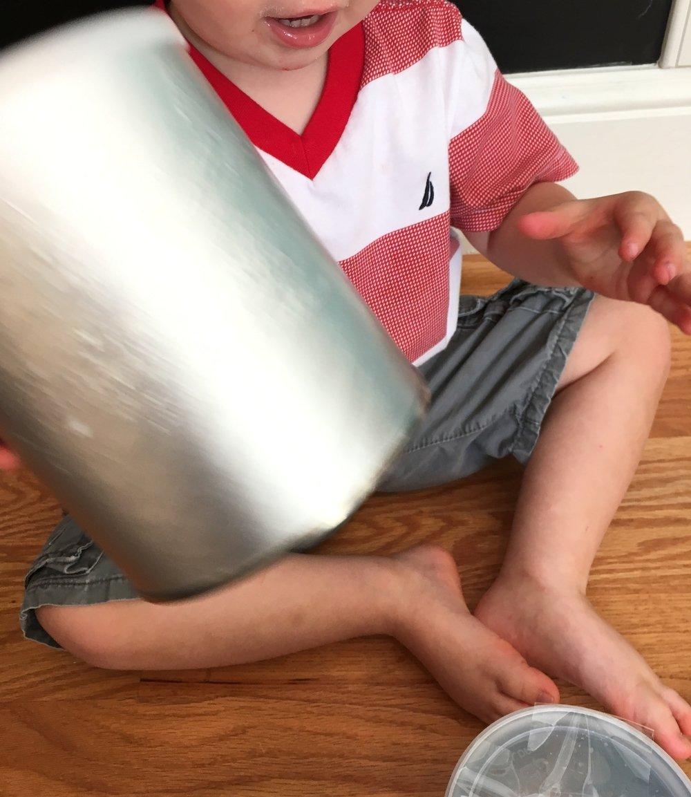 preschool sound activity