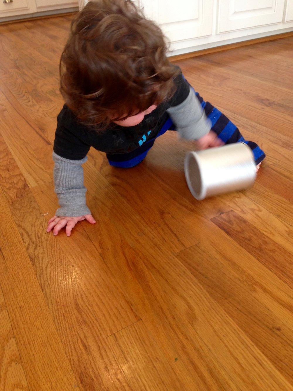 toddler sound
