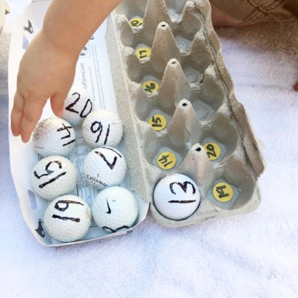 preschool counting