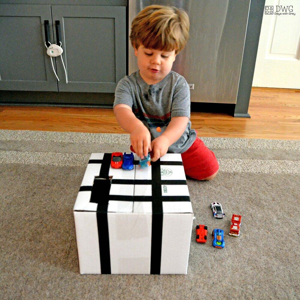 toddler game at home