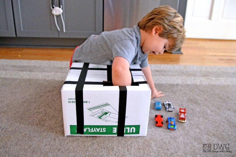 toddler indoor game