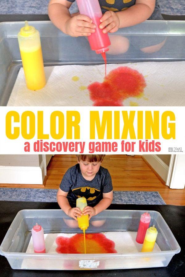 sensory table ideas for preschoolers