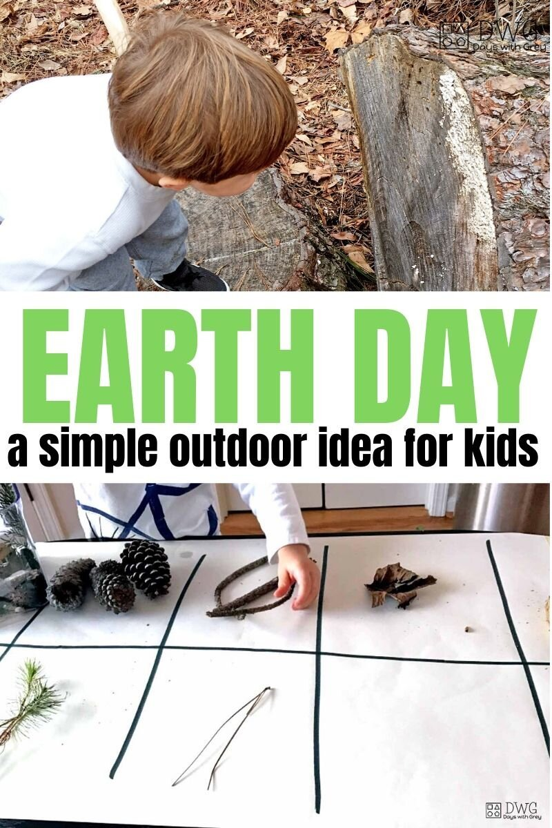 earth day activities for kids