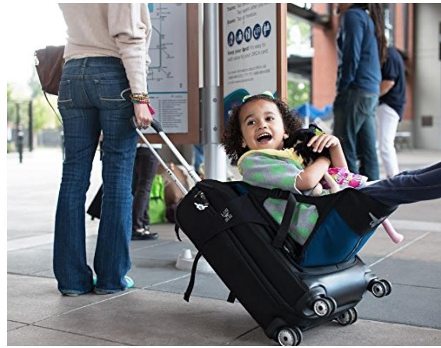 best travel gear for kids