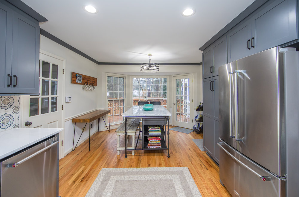 kitchen renovations with kids