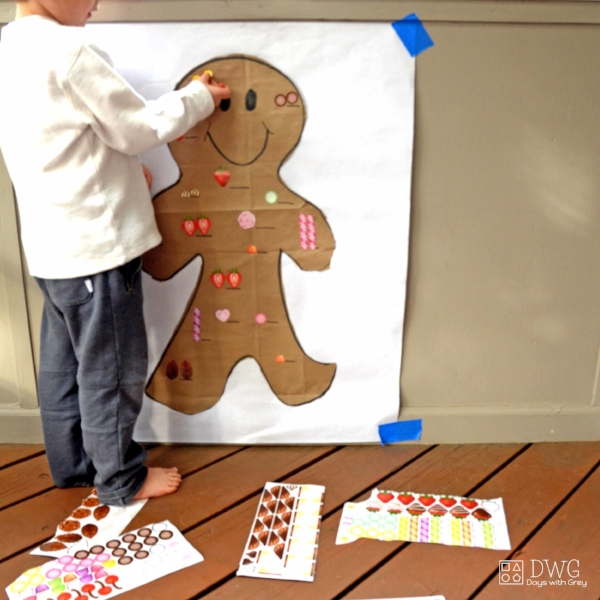 winter indoor activity for kids