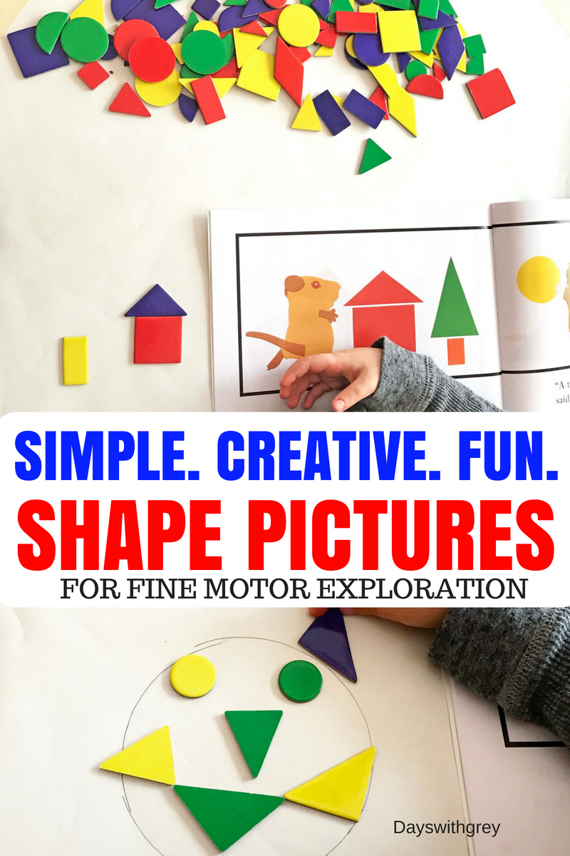 shape activity