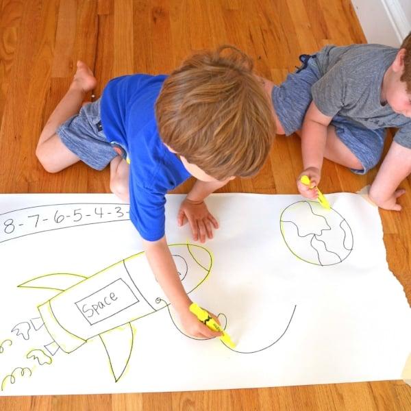 Breakfast Invitations for Kindergarten Readiness