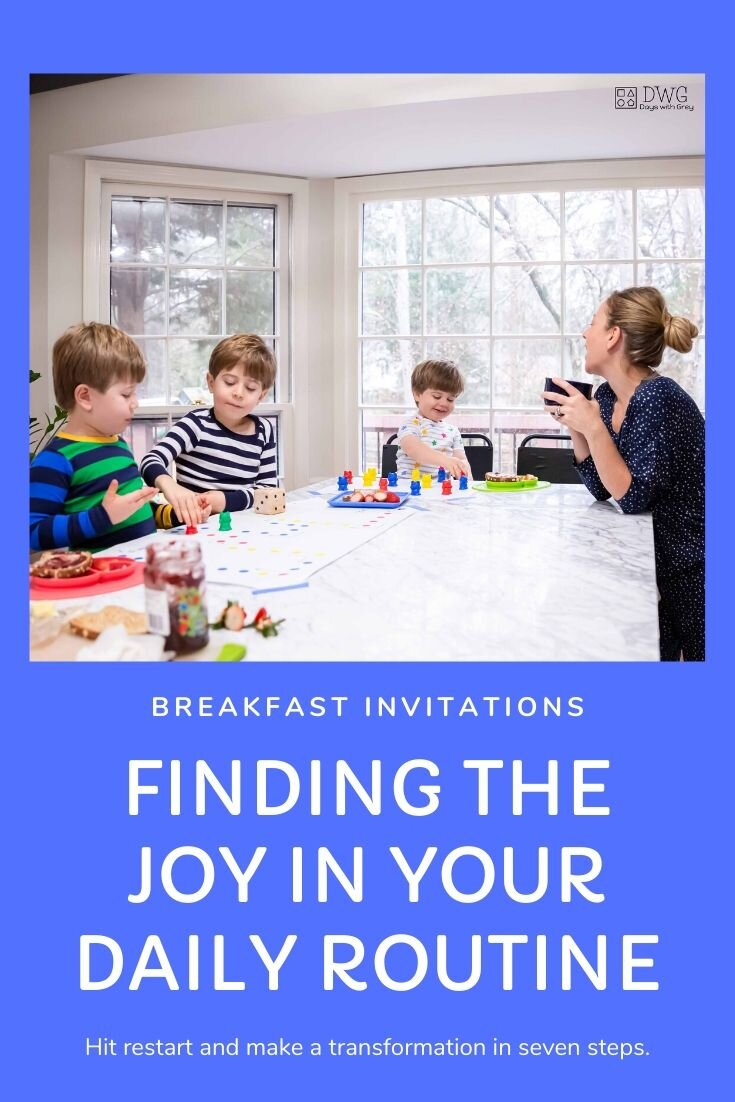 Breakfast Invitations