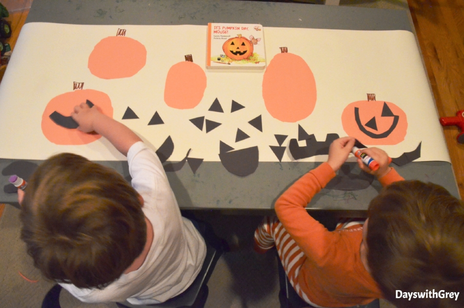 pumpkin ideas for kids