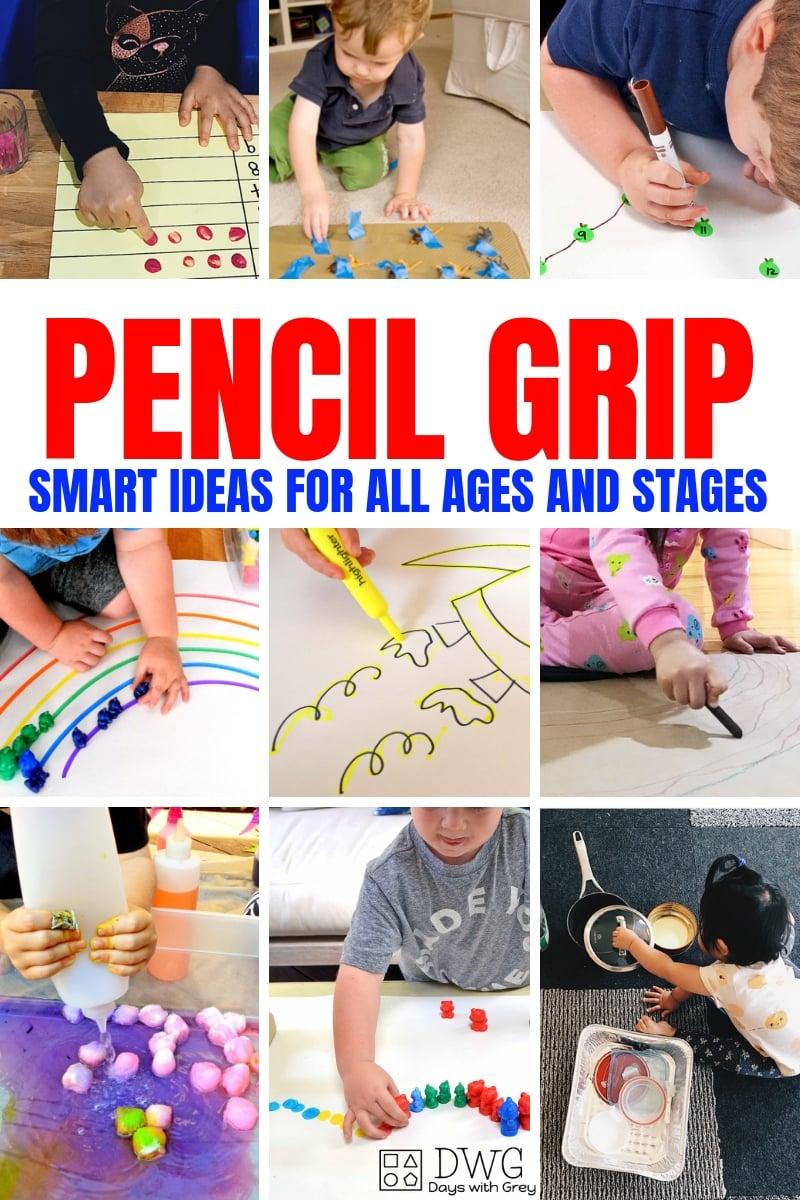 pencil grip for preschoolers