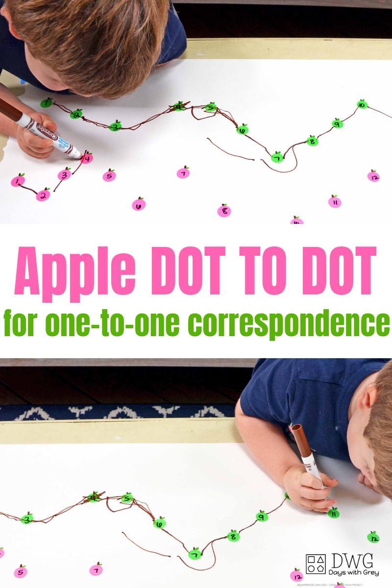 one to one correspondence