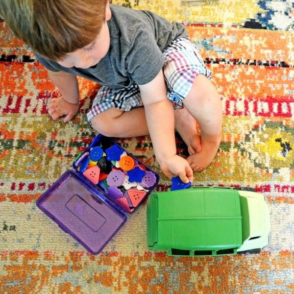 fine motor activity for preschoolers