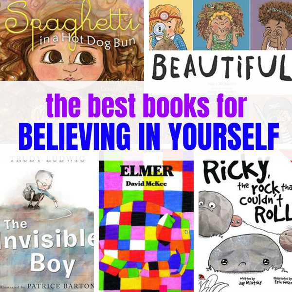 The best books for believing in yourself