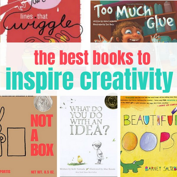 Best books for creativity