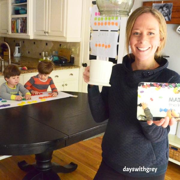 Preschool Breakfast Invitations