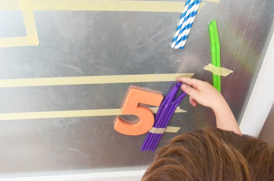 easy counting activity