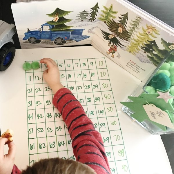 Christmas activity for Kindergarten