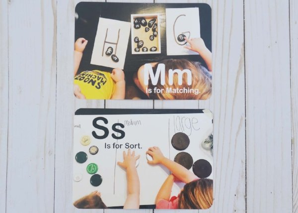 alphabet printable cards