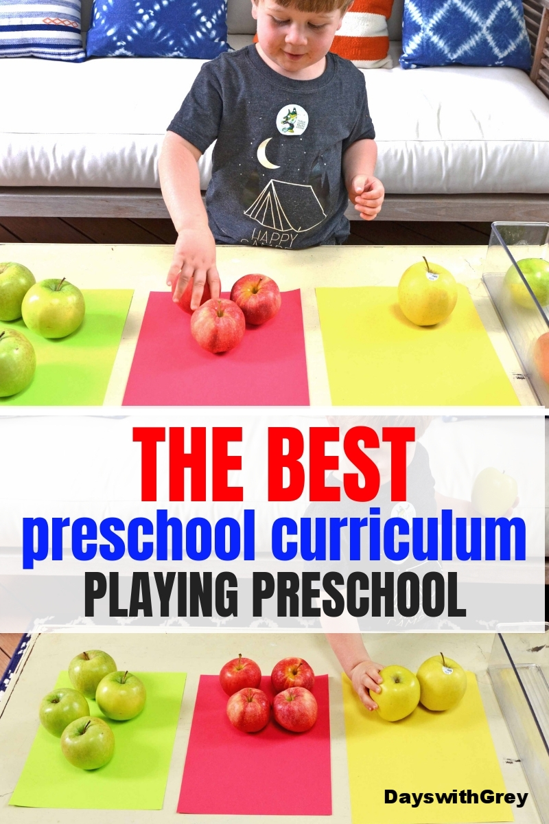 Playing Preschool review