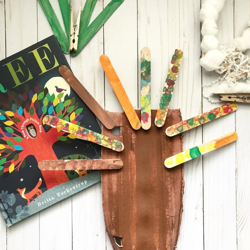 preschool tree activities