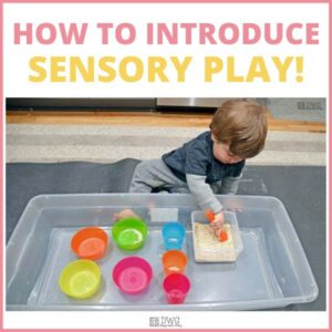 How to Train a One-Year-Old for Sensory Play