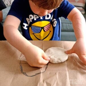 Simple Clay Activity