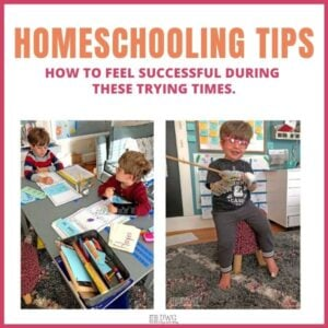 Homeschooling Tips to Feel Successful