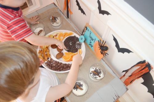 peanut-free halloween