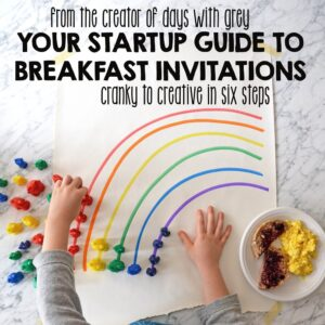 Your Breakfast Invitations Startup Guide: Cranky to Creative in Six Steps
