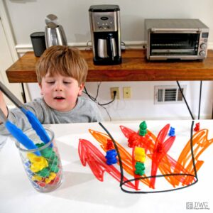 Hot Lava Game for Kids