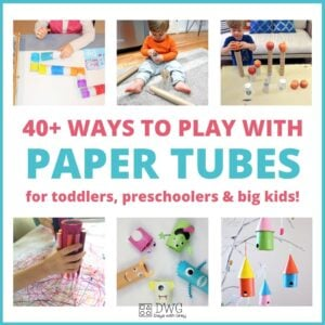 40+ Toilet Paper Roll Crafts for Kids