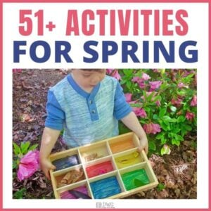 51+ Spring Activities for Kids