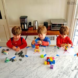 Simple Inquiry Based Learning at Home