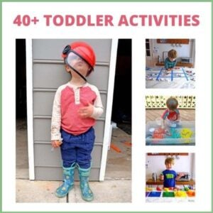 40+ Top Activities for Two-Year-Olds