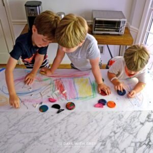 Let's Make DIY Crayons!